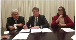 Em live, Bolsonaro confirma presença em inauguração de conjunto habitacional em CG