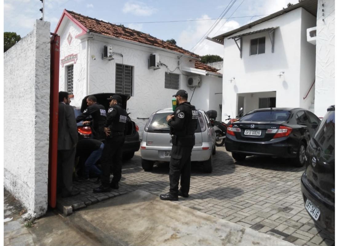 Coronel dos Bombeiros da PB é preso durante operação que investiga fraude em laudos