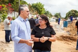 Prefeito autoriza obras de R$ 9,6 milhões e melhora mobilidade urbana no Portal do Sol com programa Mais Pavimentação