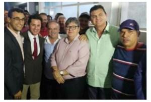 Doda de Tião acompanha visita ao Hospital da FAP e destaca o trabalho da instituição e iniciativa de João Azevêdo