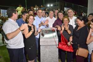 Cartaxo inaugura Praça da Convivência no José Américo e gestão chega à marca de 53 equipamentos de lazer e convivência construídos ou revitalizados