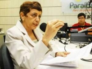 Aracilba Rocha pede ao MP para prestar esclarecimentos sobre delação de Livânia