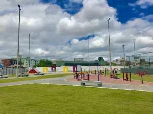 Atendendo à população, Luciano Cartaxo inaugura nova praça no José Américo nesta segunda e soma 53 equipamentos de lazer entregues