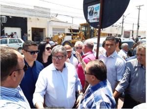 """""""Há outros motivos por trás"""", diz João sobre dissolução do diretório estadual do PSB"""