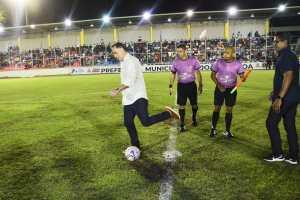 Luciano Cartaxo abre Copa de Seleções de Bairros e competição segue com oito jogos neste domingo