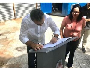 Luciano Cartaxo anuncia investimento de R$ 3,3 milhões no maior programa de praças da Capital com a construção e reforma de 5 espaços de lazer