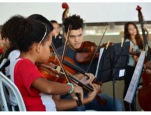 Alunos de projeto da PMJP finalizam ensaios e vivem expectativa para o concerto no Theatro Municipal de São Paulo