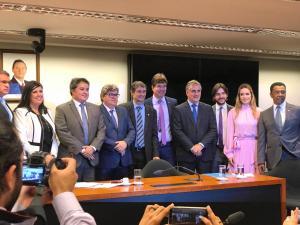 Efraim Filho diz que reunião mostra bancada madura e unida em defesa dos interesses da Paraíba