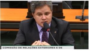 Efraim Filho destaca a propriedade intelectual como alavanca para o desenvolvimento econômico do Brasil