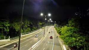 Luciano Cartaxo entrega implantação do LED nas Ruas e nova ciclovia requalificada no corredor da Pedro II
