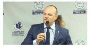 """VÍDEO: Deputado diz que GAECO está sendo pressionado pelo """"sistema corrupto da Paraíba"""" para abafar Operação Calvário"""
