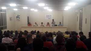 Socialistas ligados a João realizam plenária na capital para debater o processo eleitoral de 2020