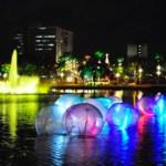 Luciano Cartaxo lança iluminação natalina no Parque da Lagoa neste domingo