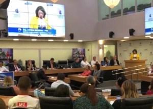 BASTIDORES: Gervásio Maia mata saudade e volta a presidir sessão na ALPB