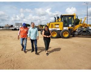 Luciano Cartaxo entrega 20 máquinas e dobra capacidade de realização dos serviços de zeladoria do programa João Pessoa em Ação