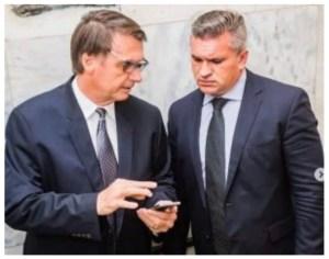 """Julian Lemos ressalta lealdade ao presidente Bolsonaro, mas aponta limite: """"Se mexer na minha honra aí perco o freio"""""""