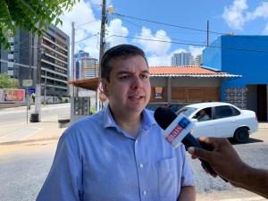 """Diego Tavares rebate Ricardo, diz que Cartaxo é o maior prefeito de JP e alfineta: """"Ele tem muitos problemas para resolver no PSB"""""""