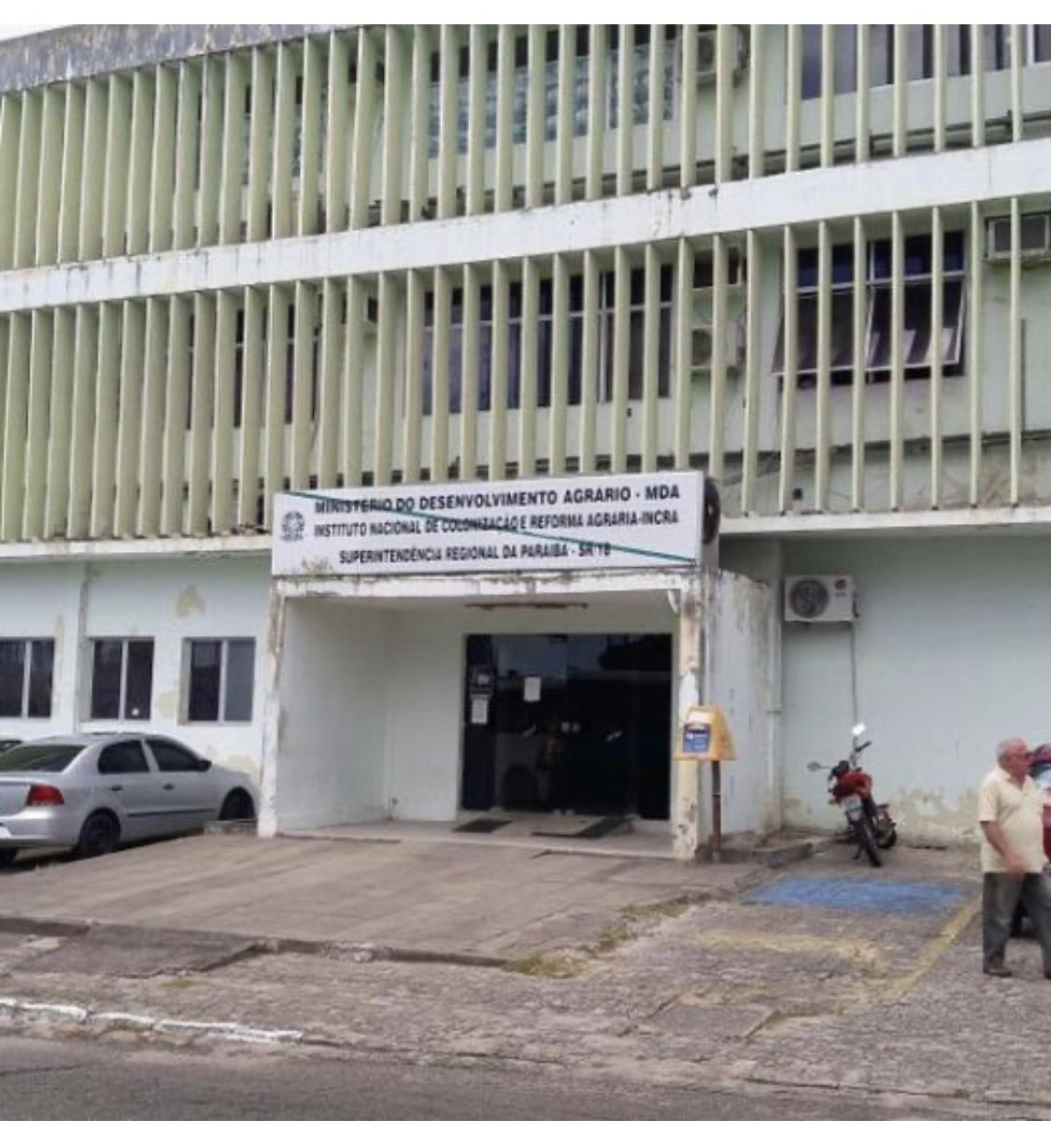 Operação da PF revela distribuição de lotes de terra em assentamentos à familiares e amigos de ex-superintendente do Incra da PB