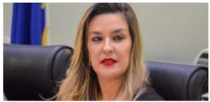 """Camila Toscano parabeniza Marcus Diôgo e destaca eficiência na gestão que ele vem fazendo em Guarabira: """"Fico feliz em saber que a cidade está em boas mãos"""""""