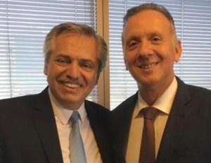 Em viagem oficial, Aguinaldo Ribeiro visita presidente eleito de Argentina Alberto Fernandez e exalta agenda estruturante da Câmara