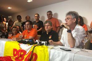 Fantástico: Delator diz que dinheiro da corrupção bancou campanha e ajudou João Azevêdo ganhar eleição em 2018