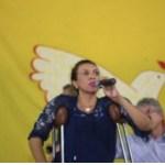 """Cida diz que Ricardo resiste à ideia de disputar a PMJP: """"Ele acha que já cumpriu seu papel"""""""