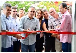 Luciano Cartaxo entrega nova USF em Cruz das Armas e gestão chega a 31 unidades novas ou reformadas, ampliando serviços da atenção primária na Capital