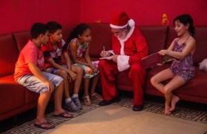 """""""Natal na Usina"""" tem programação especial para o público infantil"""
