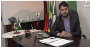 EXCLUSIVO: MP apresenta nova denúncia contra Berg Lima por supostas irregularidades na aplicação de verba do Departamento de Trânsito de Bayeux