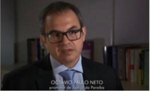 """Coordenador do Gaeco se solidariza com procurador xingado por Ricardo Coutinho: """"Muito do que foi feito se deve ao seu esforço"""""""