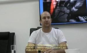 Gervásio Maia é citado pela primeira vez na Calvário; delator revela repasse de R$ 300 mil