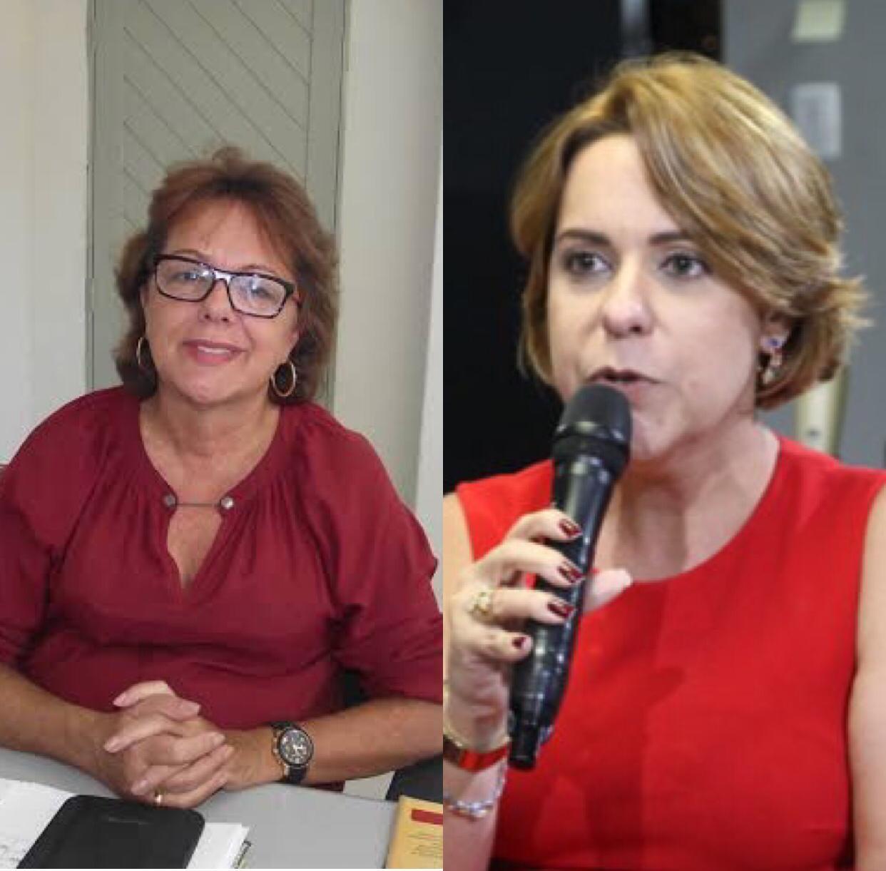 Socorro Gadelha e Daniela Bandeira se filiam ao PV e movimentam a disputa pela sucessão de Cartaxo na PMJP