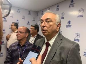 """Nonato Bandeira descarta especulação sobre afastamento de João Azevêdo: """"Não é sequer investigado ou denunciado"""""""
