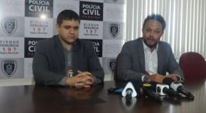 Delegado Lucas Sá foi afastado da Operação Cartola após pressão do governo, diz ex-superintendente da Polícia Civil