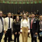 Prazo para inscrições do projeto Você no Senado, de iniciativa da senadora Daniella Ribeiro, terminam na próxima segunda-feira