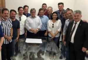 Deputados do G11 pedem ao presidente da ALPB o arquivamento do pedido de impeachment contra João e Lígia