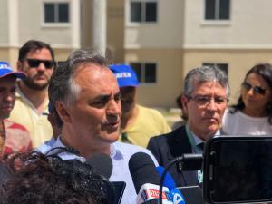 """Confiante, Cartaxo manda recado para adversários: """"Ganhamos em 2012, em 2016 e tenho convicção que vamos ganhar a terceira"""""""