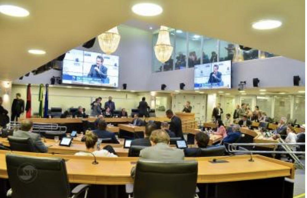 ALPB realiza primeira sessão itinerante de 2020 em Santa Rita na próxima segunda