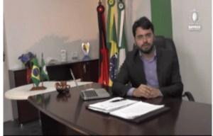 Justiça nega pedido do Ministério Público e mantém prefeito de Bayeux Berg Lima no cargo; veja a decisão