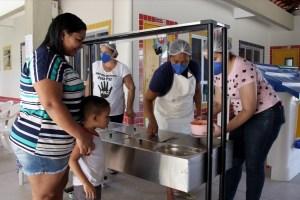 PMJP garante refeição diária para alunos da rede municipal e creches durante período de suspensão das atividades