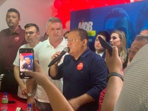 Nilvan Ferreira se filia ao MDB, anuncia pré-candidatura à prefeito de JP e confirma acordo para PSL indicar vice