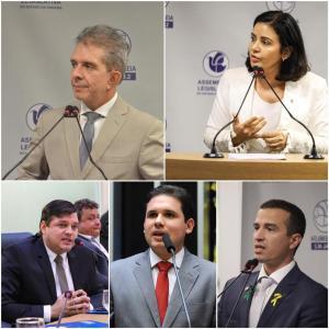 Deputados do Sertão da Paraíba cobram envio de respiradores pulmonares