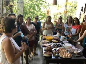 """Márcia Lucena nega afronta à justiça com """"festa das tornozeleiras"""" e diz que ato é manifestação de cumplicidade dos amigos"""