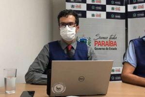 Pico de covid-19 na Paraíba deve ocorrer entre os dias 20 e 30 de abril, diz secretário