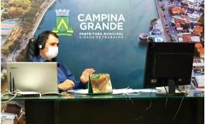 Retorno gradual: Romero apresenta proposta de flexibilização de atividades em Campina Grande