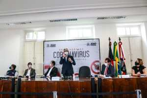 Luciano Cartaxo anuncia prorrogação do isolamento social por mais 15 dias em João Pessoa