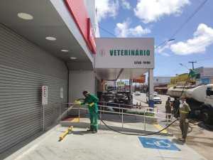 Prefeitura de João Pessoa inicia Força-Tarefa de higienização em ruas e avenidas de bairros e comunidades da Capital
