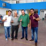 Bayeux: Léo Micena recebe o apoio de Dr. Expedito e mais três pré-candidatos a prefeito e forma maior frente majoritária