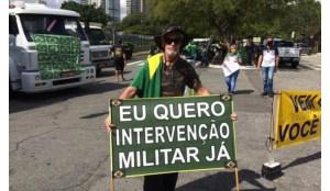 """OPINIÃO – Práticas da velha política não justificam flerte com regime autoritário: """"Ditadura jamais"""""""