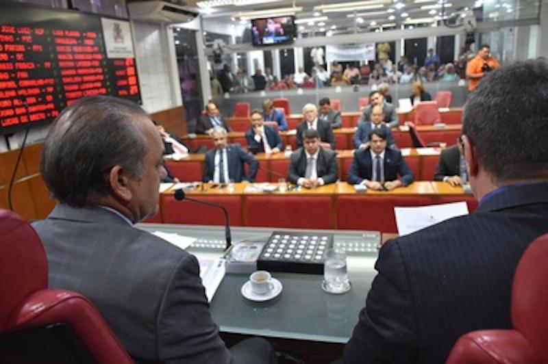 Câmara de JP aprova crédito de R$ 45 milhões para combate ao coronavírus